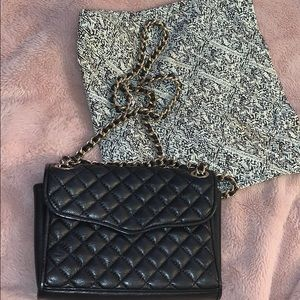 Rebecca Minkoff mini quilted affair purse